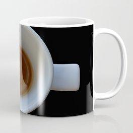 espresso coffee in cup Coffee Mug