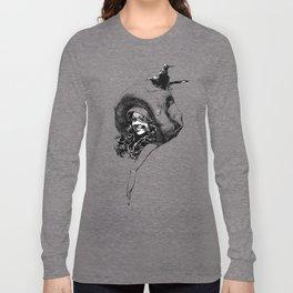 The Big Hat Long Sleeve T-shirt