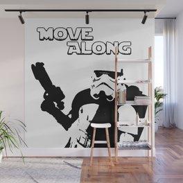 Move Along Wall Mural