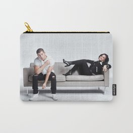 Demi and Nick #1 Carry-All Pouch