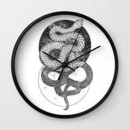 Good and Evil Wall Clock