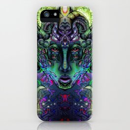 Spirit of Psytrance  iPhone Case
