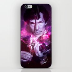 His Last Bow iPhone Skin