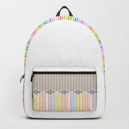 Dynamic Stripes 7 Backpack