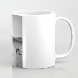 Desert Elephants Coffee Mug