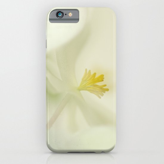 the dance of the flowers iPhone & iPod Case