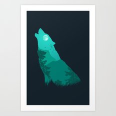 The Sound Of Nature Art Print