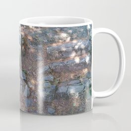 Cabin Wall Coffee Mug