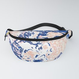 Abstract Marble Fanny Pack