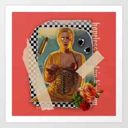 HFK No. 2 Art Print