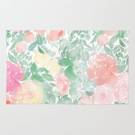 Springy Florals Rug