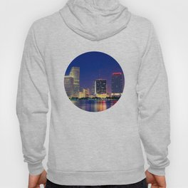 Miami by Night Hoody