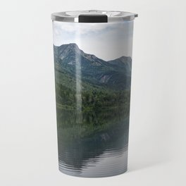 Summit Lake Scenic I -Natue Scenery Travel Mug