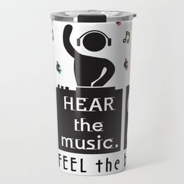 Playing the Mood Travel Mug