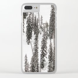 Yellowstone National Park - Lewis River Clear iPhone Case