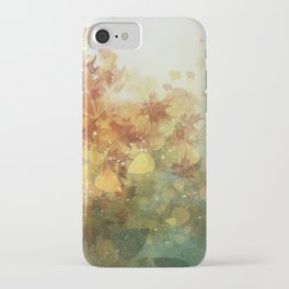 Autumn Whispers iPhone Case