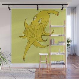 The Old Frolicking Banana Wall Mural