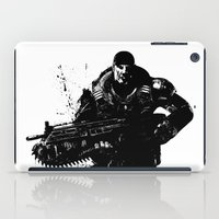 soldier iPad Cases featuring War Soldier by Studio|19