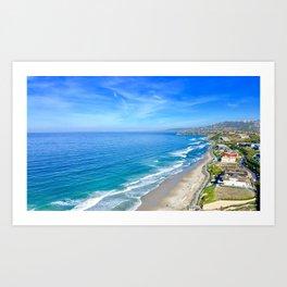 Dana Point California Art Print