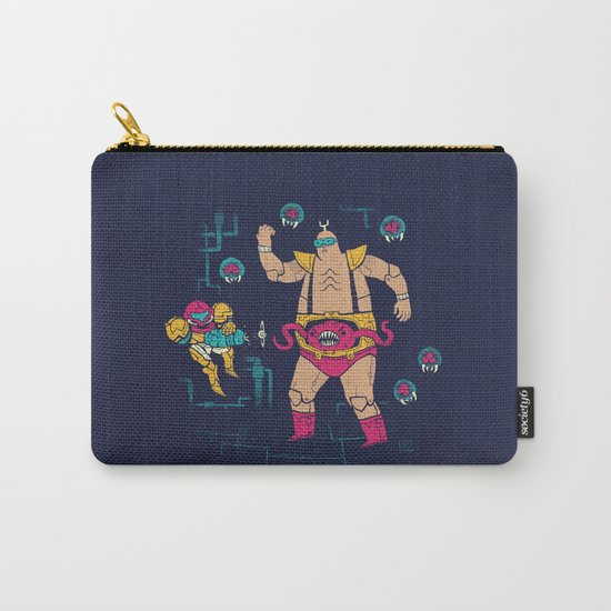 father brain Carry-All Pouch