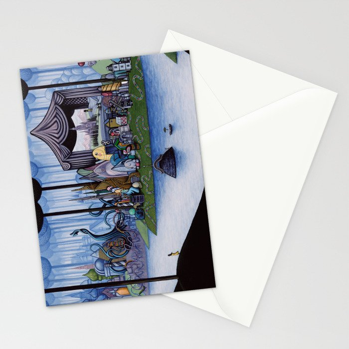 The Golden Mean Stationery Cards
