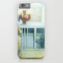 After The Prom - Carl Larsson iPhone Case