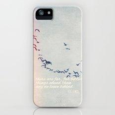 Better Things Ahead iPhone (5, 5s) Slim Case