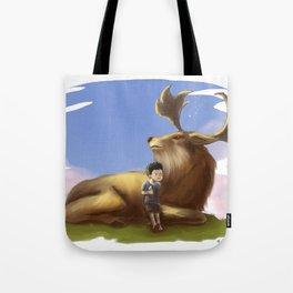 DeerBoy Tote Bag