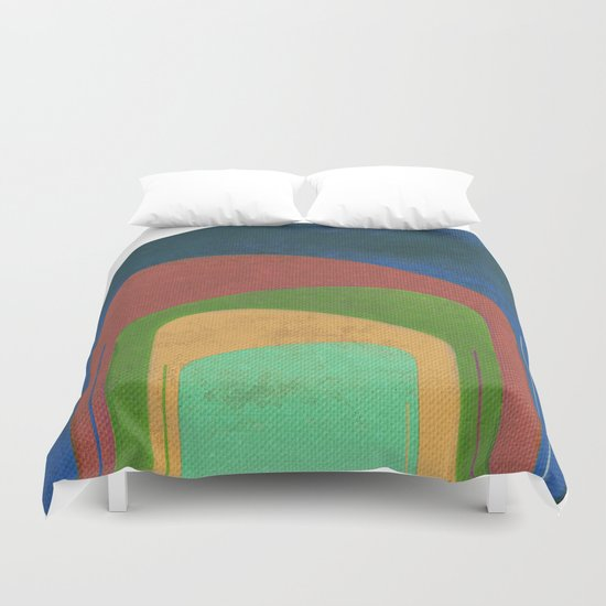 A Elephants Stack Duvet Cover