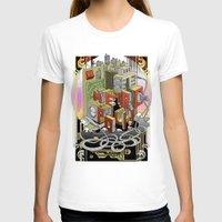 metropolis T-shirts featuring Metropolis  by KRNago