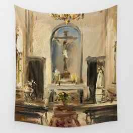 Private Chapel Wall Tapestry