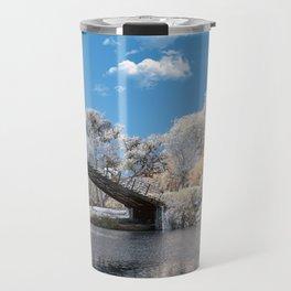 Over the Bridge Travel Mug