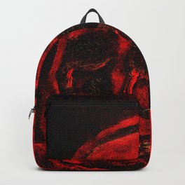 Bloody Skull Backpack