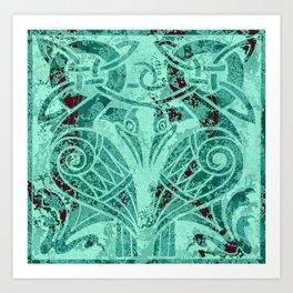 Celtic Knot 1 Art Print