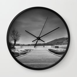 Llangorse Lake - 06 Wall Clock