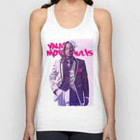 arya Tank Tops featuring 80/90s - Jqn by Mike Wrobel