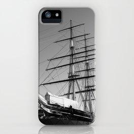 The Cutty Sark iPhone Case
