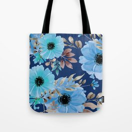 FLOWERS WATERCOLOR 26 Tote Bag