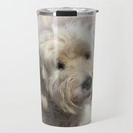 Dog Goldendoodle Golden Doodle Travel Mug