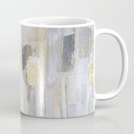 Metallic Abstract Coffee Mug