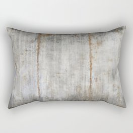 Concrete Wall Rectangular Pillow