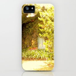 The Garden Door iPhone Case