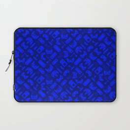 Control Your Game - Tradewinds Blue Laptop Sleeve