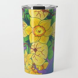 Dragondala Spring Travel Mug