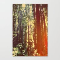 giants Canvas Prints featuring Giants by shellebaehner