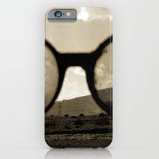 Glasses on the Horizon Slim Case iPhone 6s