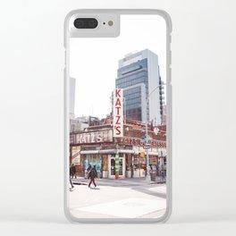 Katz IV Clear iPhone Case
