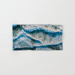 Crashing Waves Hand & Bath Towel
