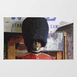 Grenadier Guard Rug