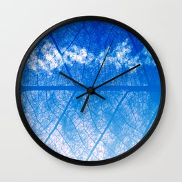 Leafven Wall Clock
